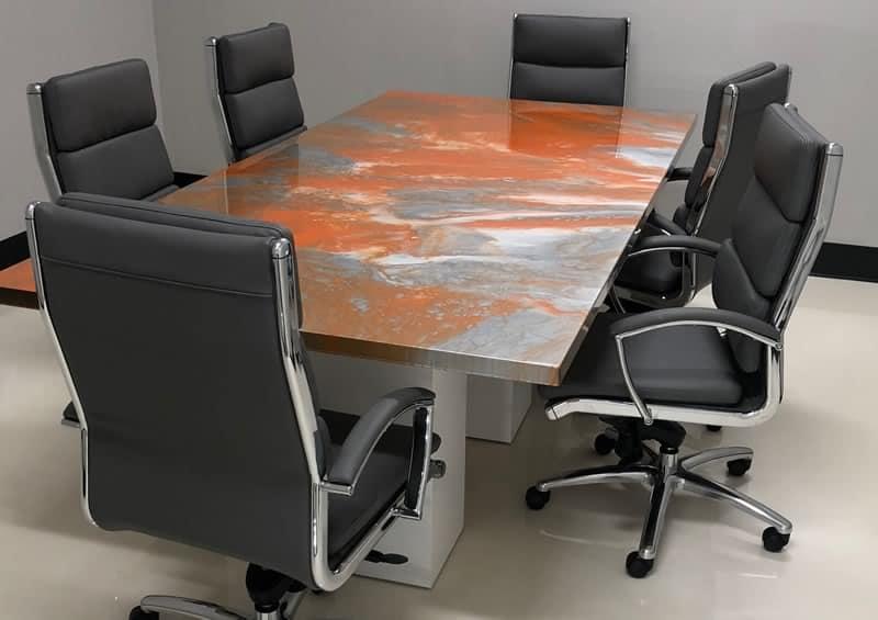 Epoxy Table Coating