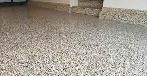 Flake Garage Floor Coating