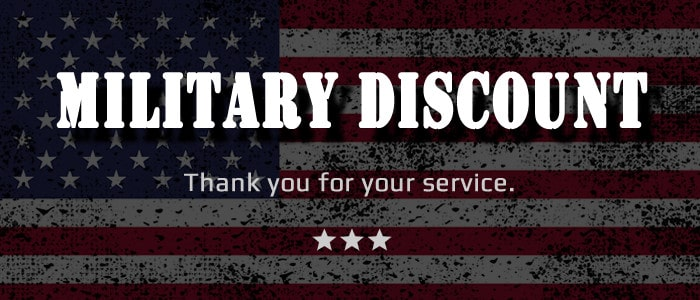 Black Rhino Floors offers a Military Discount