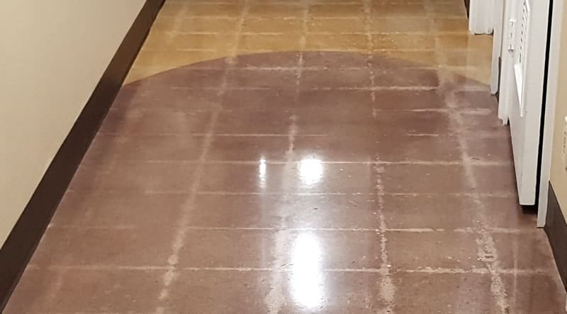 Polished Concrete Floor Services