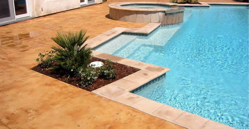 Pool and Patio Surface Coating