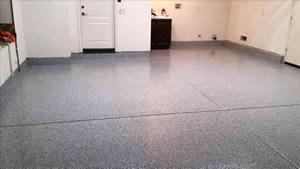 Residential Floor Coatings - Garage Floor Coating