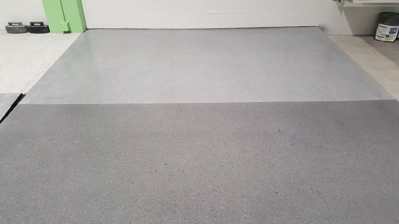 Grind Stain Seal Concrete Floor Type